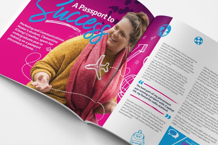 University of Huddersfield prospectus