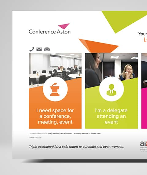 Conference Aston Web Design
