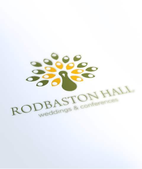 Rodbaston Hall Branding and Logo Design